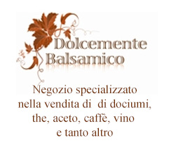 Dolcemente Balsamico